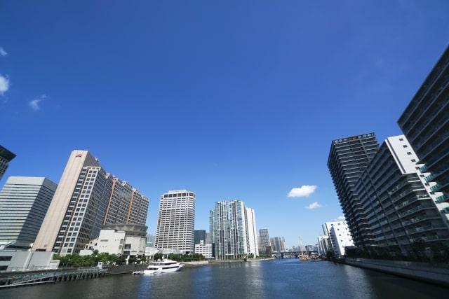 横浜の貿易業